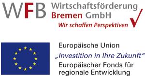 Gefördert durch die WfB und die EU.
